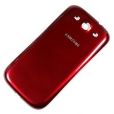 BACK COVER I9300 S3 RED