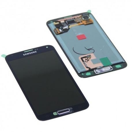 LCD SAMSUNG S5 G900F BLACK