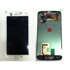 LCD SAMSUNG G900F S5 WHITE