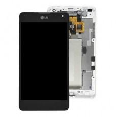 LCD+TOUCH LG E975 WHITE