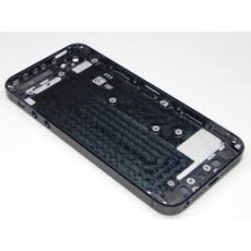 BACK COVER IPHONE 5G BLACK