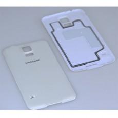 BACK COVER G900F S5 WHITE