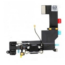 FLEX CONNETTORE RICARICA IPHONE 5S BLACK