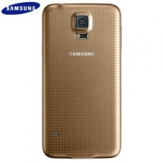 BACK COVER G900F S5 GOLD
