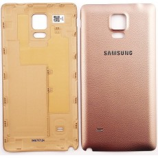 BACK COVER N910F GOLD