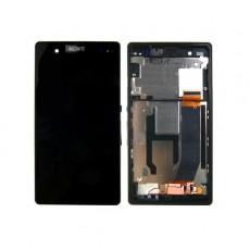 LCD SONY XPERIA Z C6603 BLACK