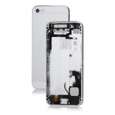 BACK COVER IPHONE 5G WHITE COMPLETO