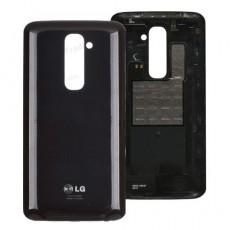BACK COVER LG D802 G2 BLACK