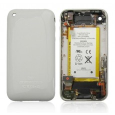 COVER BATTERIA IPHONE 3G 16GB WHITE