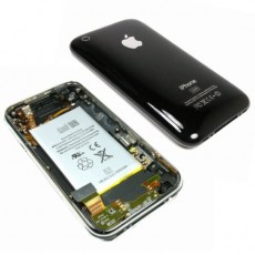 COVER BATTERIA IPHONE 3GS 32GB BLACK