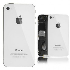 BACK COVER IPHONE 4G  WHITE