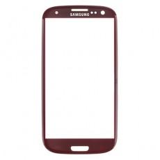 VETRO LCD SAMSUNG I9300  RED