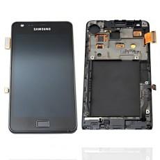 LCD SAMSUNG I9100  S2  BLACK