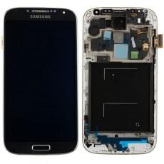 LCD SAMSUNG I9505  S4 BLACK
